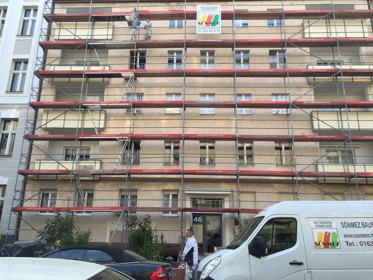 BauvorhabenMünchener Str. 4610779 Berlin
