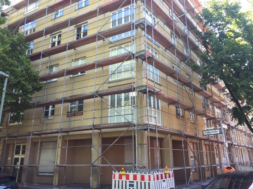 BauvorhabenHallerstraße, Morsestraße10587 Berlin