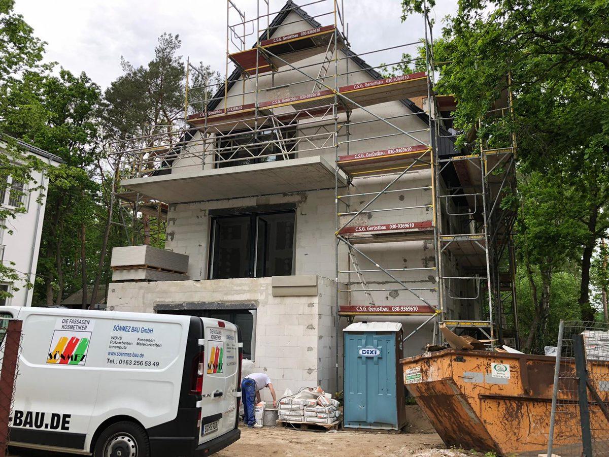 BauvorhabenKarl-Liebknecht-Straße 11616548 Glienicke/Nordbahn