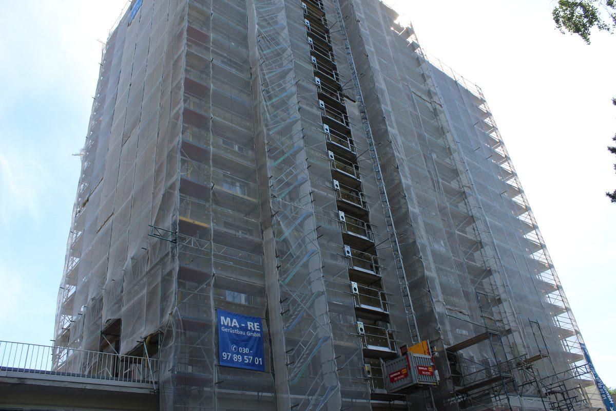 BauvorhabenZiekowstraße 112+11413509 Berlin