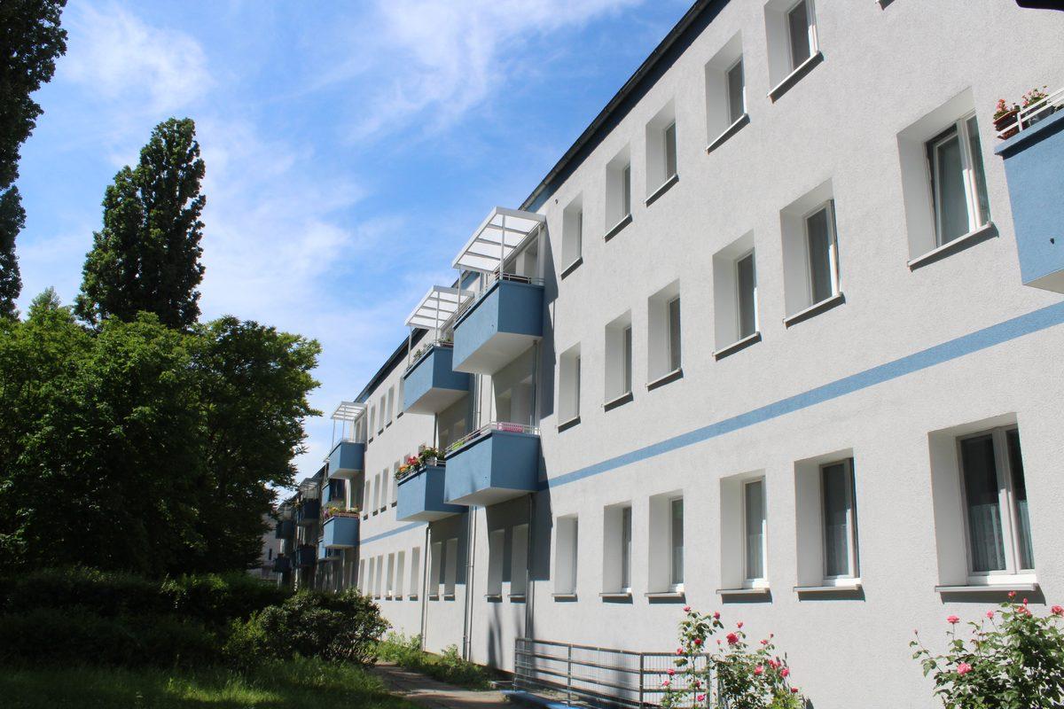 BauvorhabenSiegfriedstraße/ Reinhardsbrunner 98-112