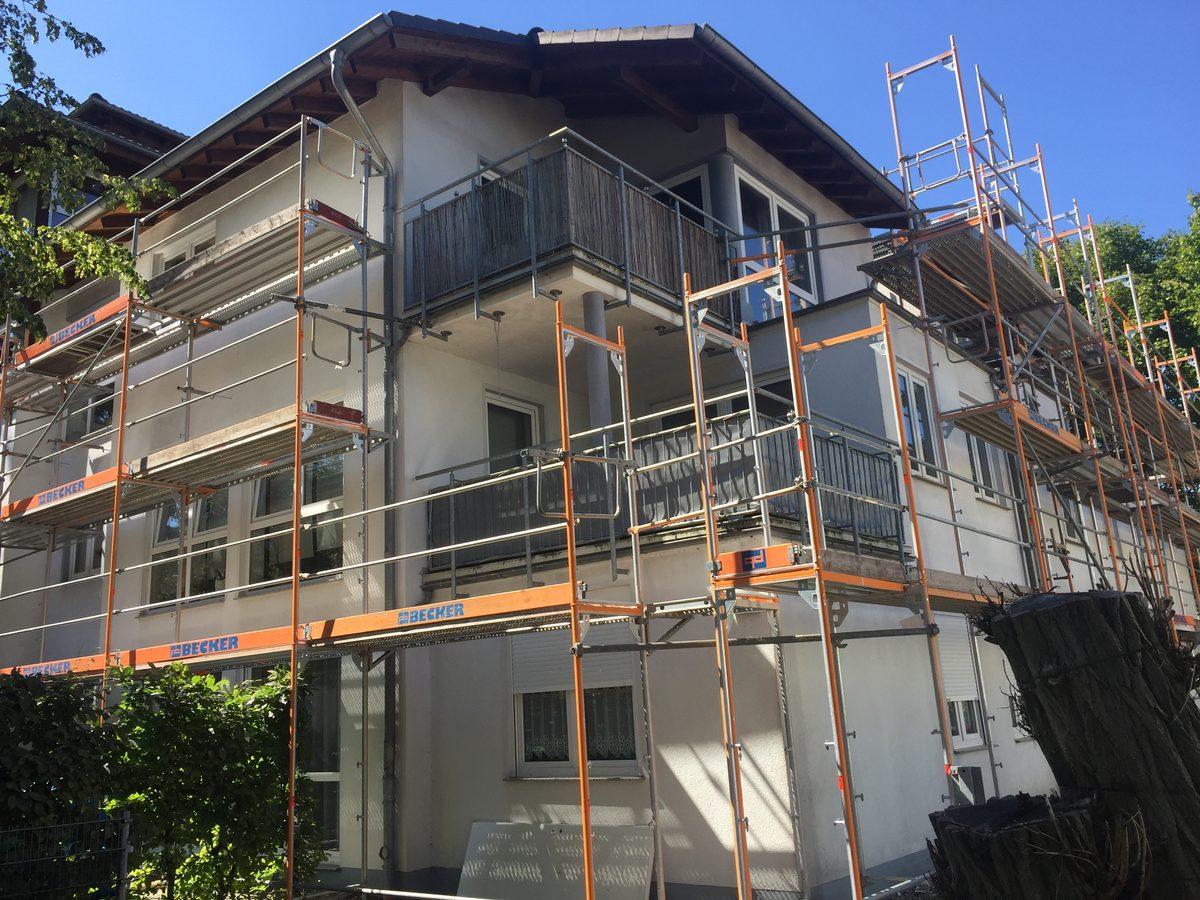 BauvorhabenFriedrich Straße 18Hohen Neuendorf