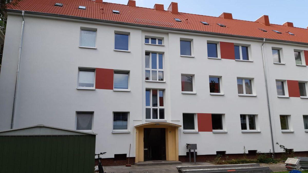 BauvorhabenPoelzigstr. 33-37in Bremen